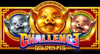 สล็อตออนไลน์ Challenge・Golden Pig