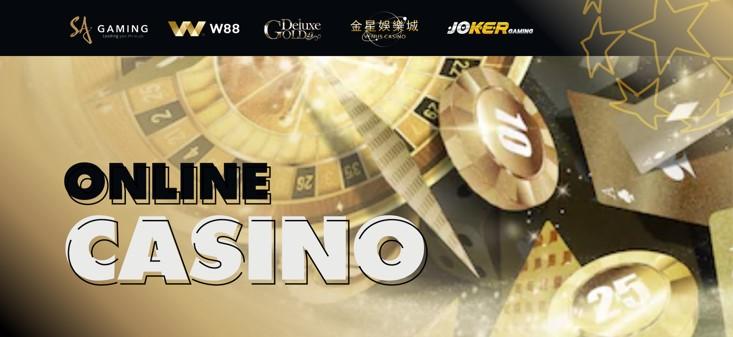 ufabet casino ให้บริการคาสิโนออนไลน์
