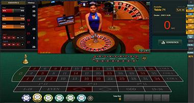 Roulette Online ในวีนัสคาสิโนออนไลน์