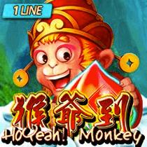 HoYeah Monkey Slot