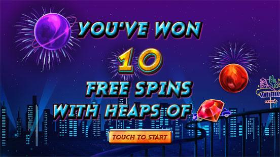 ตัวอย่าง Bonus & Free Spin ยูฟ่าซูเปอร์รีช