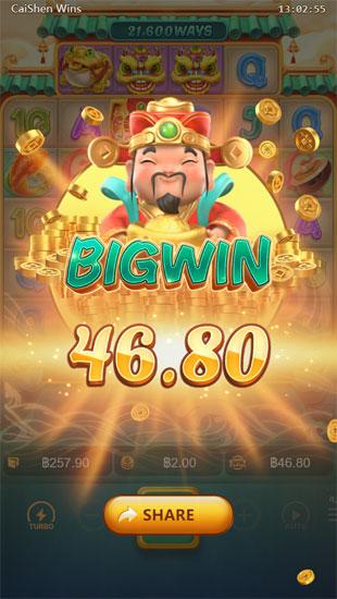 Big Win PG Slot