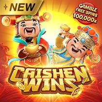 Caishen Wins PG Slot