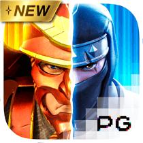เล่นสล็อต PG Ninja vs Samurai