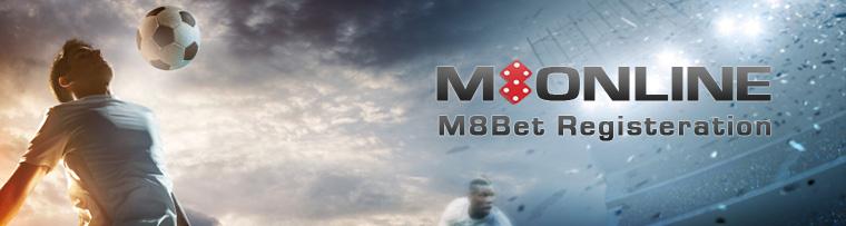 สมัคร m8bet แทงบอลออนไลน์ บาคาร่าออนไลน์