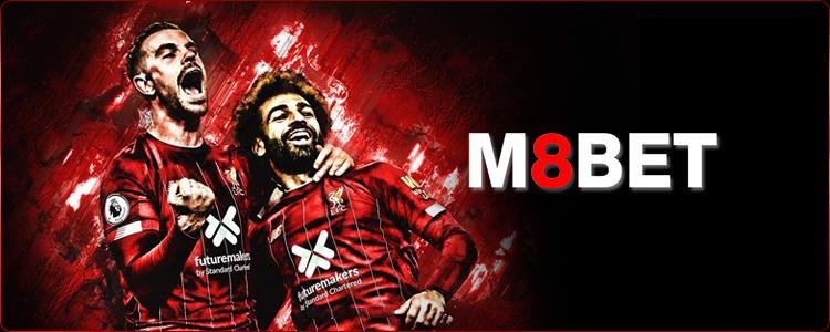 แทงบอลออนไลน์ m8bet