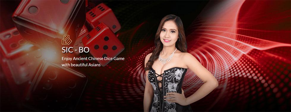 Sicbo eBet Casino